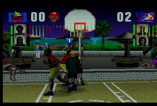 White Men Can't Jump - Screenshot