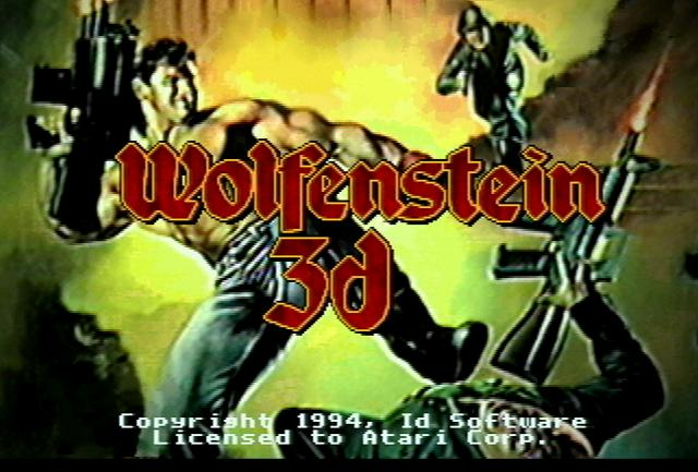 Wolfenstein 3D - Screenshot