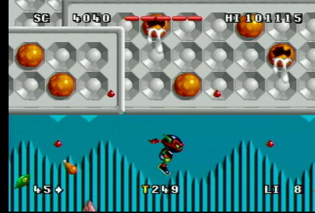 Zool 2 - Screenshot