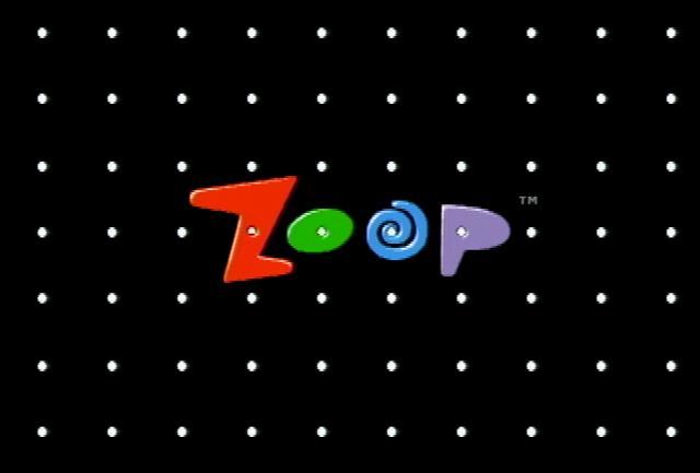 Zoop! - Screenshot