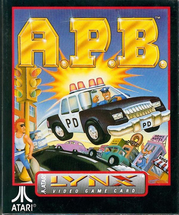 APB - Box Front