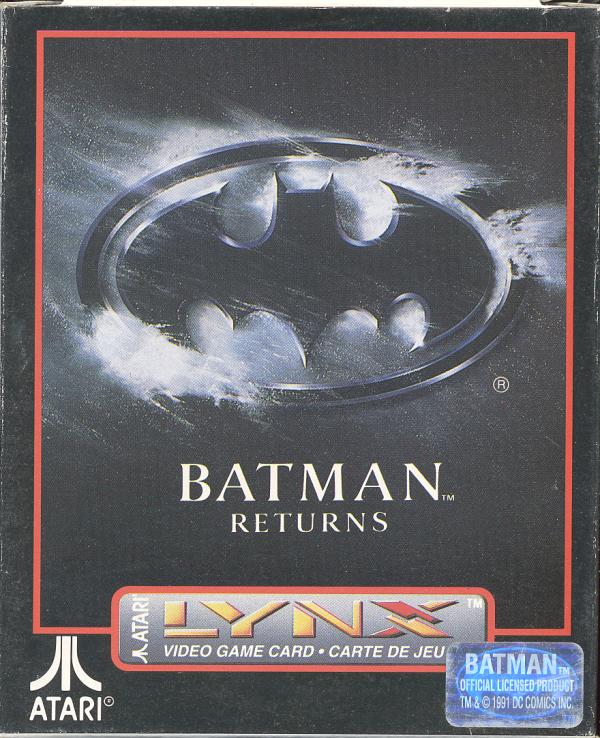 Batman Returns - Box Front