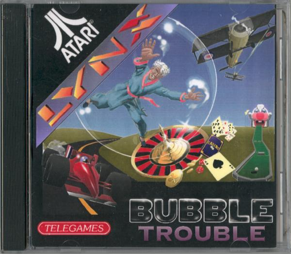 Bubble Trouble - Box Front