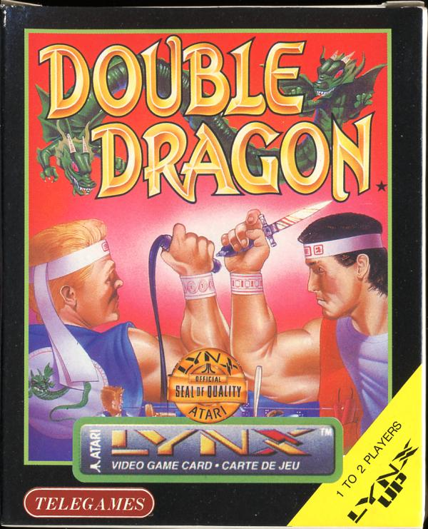 Double Dragon - Box Front
