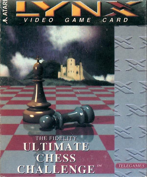 Fidelity Ultimate Chess Challenge - Box Front