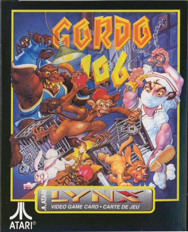 Gordo 106 - Box Front