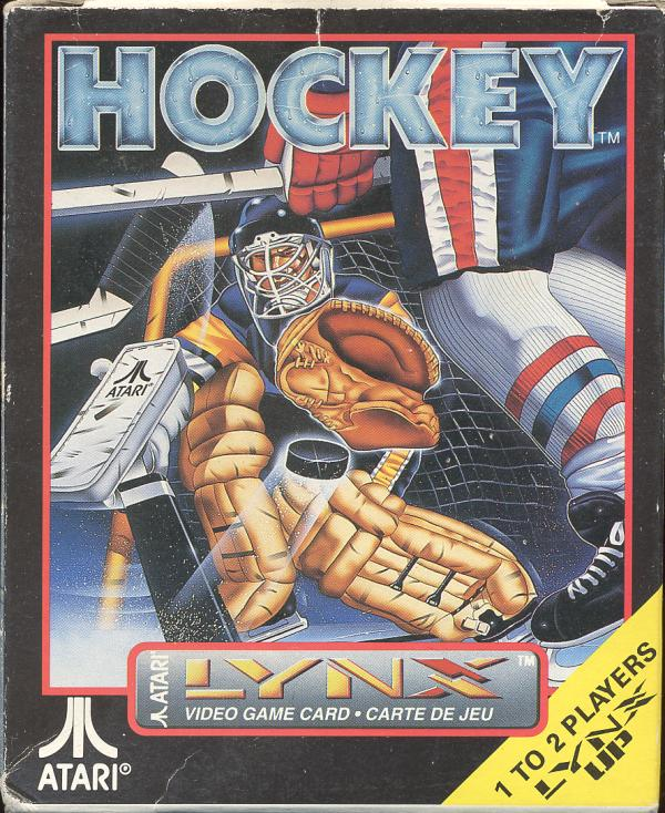 Hockey - Box Front