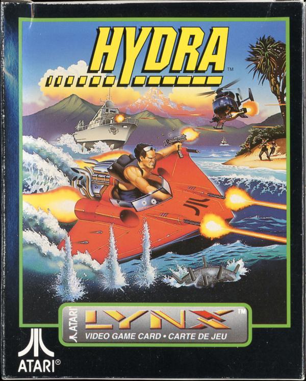 Hydra - Box Front