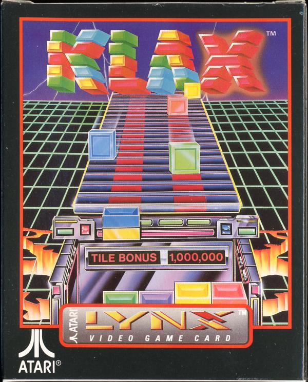 KLAX - Box Front