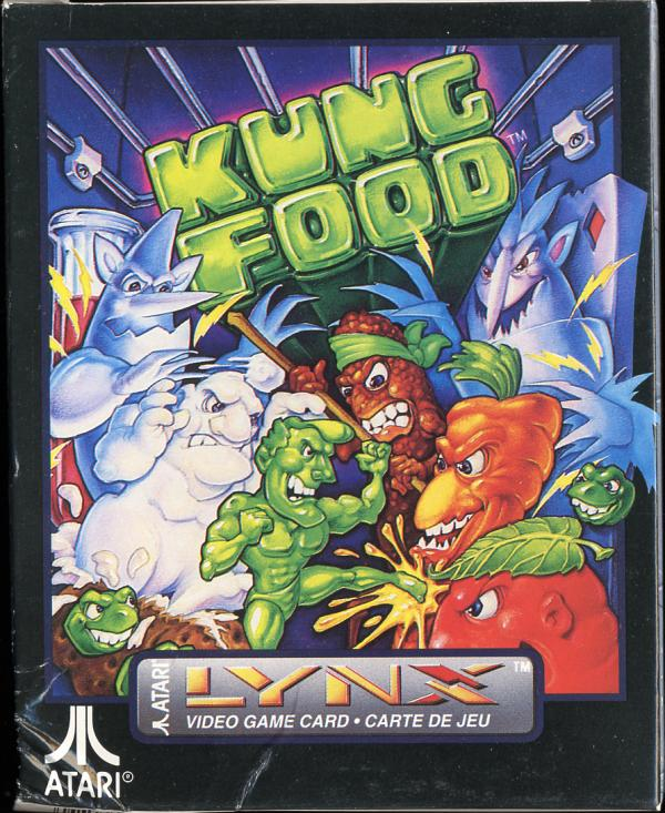 Kung Food - Box Front