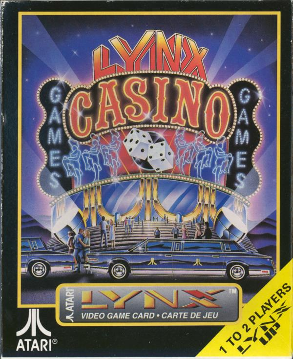 Lynx Casino - Box Front