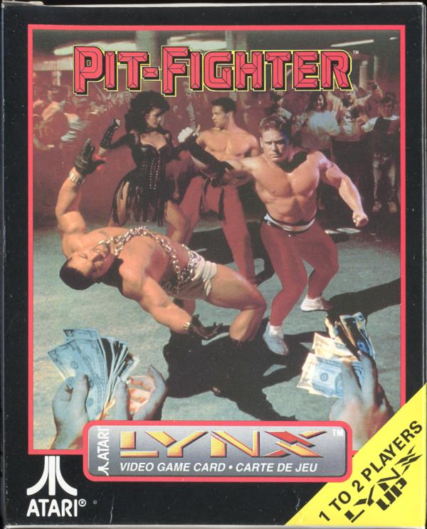 Pit-Fighter - Box Front