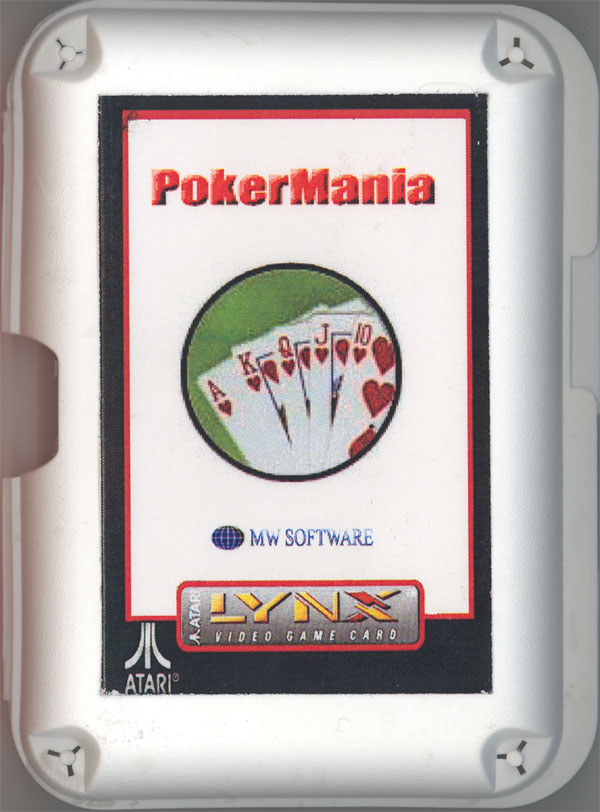 PokerMania - Box Front