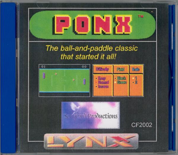 Ponx - Box Front