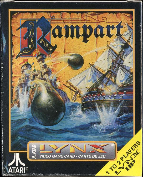Rampart - Box Front