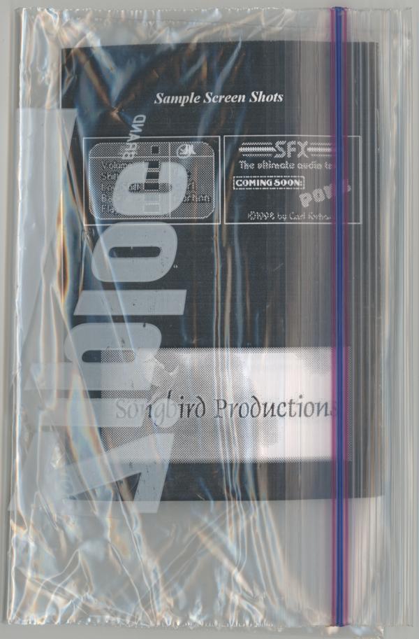 SFX - Box Back