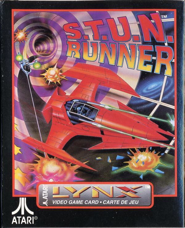 S.T.U.N. Runner - Box Front
