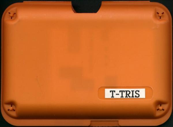 T-Tris - Box Front