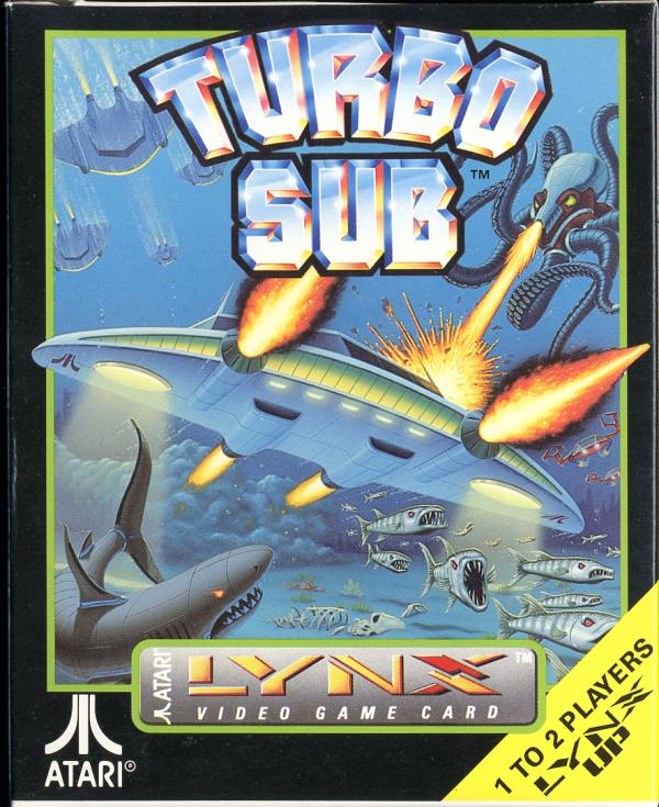 Turbo Sub - Box Front