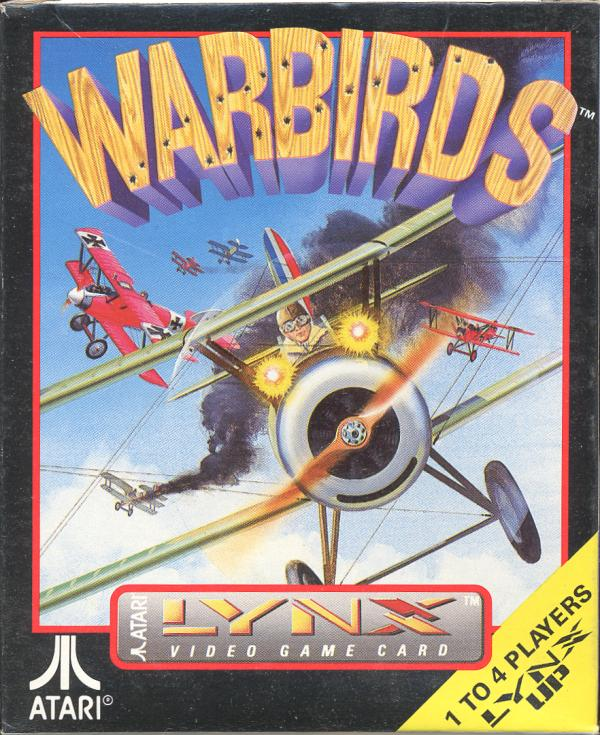 Warbirds - Box Front