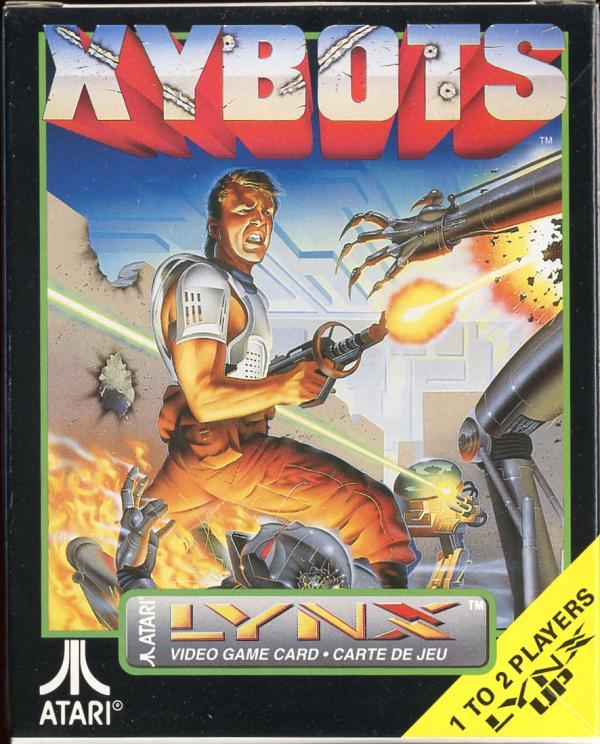Xybots - Box Front