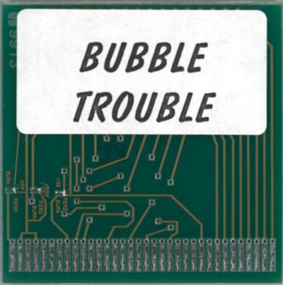 Bubble Trouble - Cartridge Scan