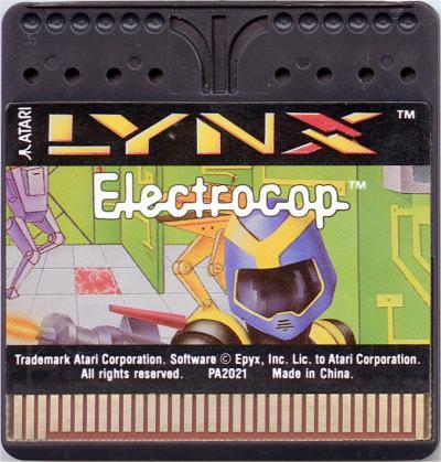 Electrocop - Cartridge Scan
