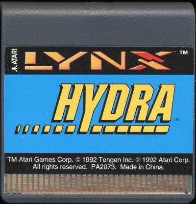 Hydra - Cartridge Scan