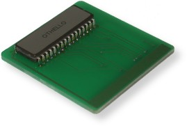 Harry Dodgson - Green PCB 1 Cartridge Style - Back
