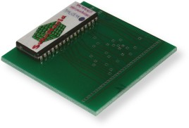 Unknown - Green PCB 2 Cartridge Style - Back
