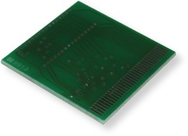 Unknown - Green PCB 2 Cartridge Style - Front