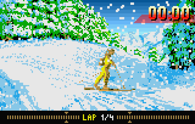Alpine Games - Screenshot