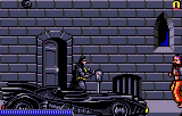 Batman Returns - Screenshot