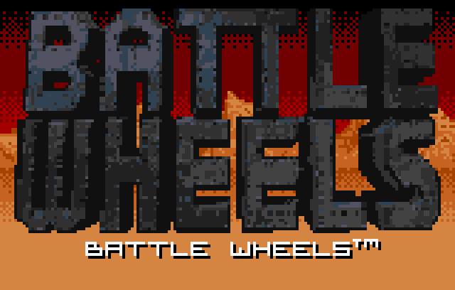 BattleWheels - Screenshot