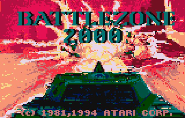 Battlezone 2000 - Screenshot