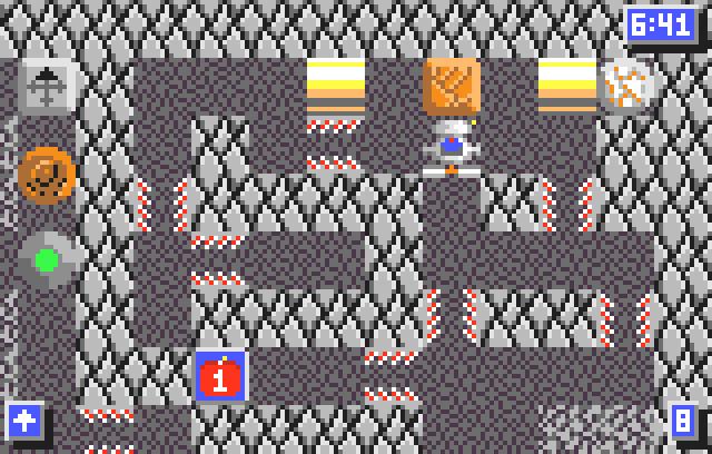 Crystal Mines II: Buried Treasure - Screenshot
