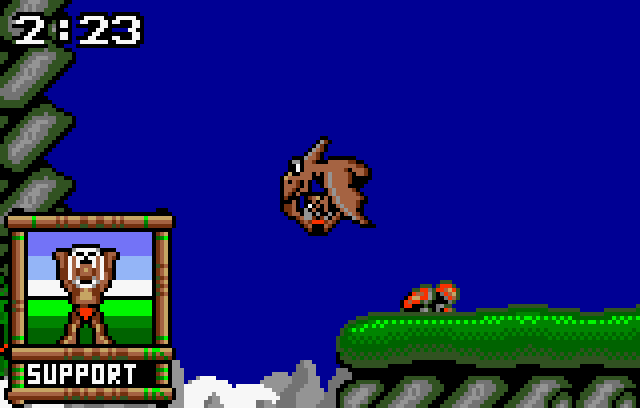 Dinolympics - Screenshot