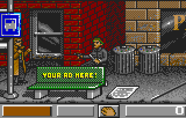 Dirty Larry: Renegade Cop - Screenshot