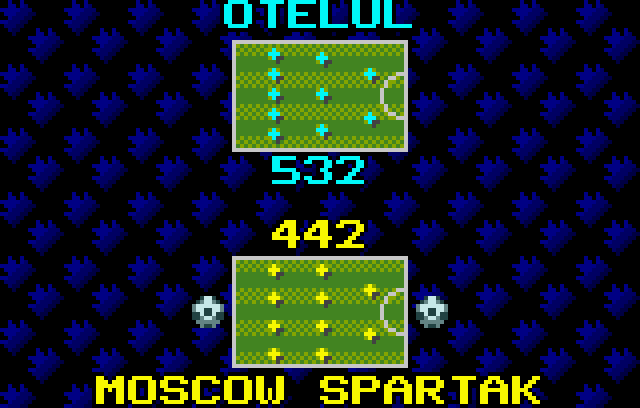 European Soccer Challenge - Screenshot