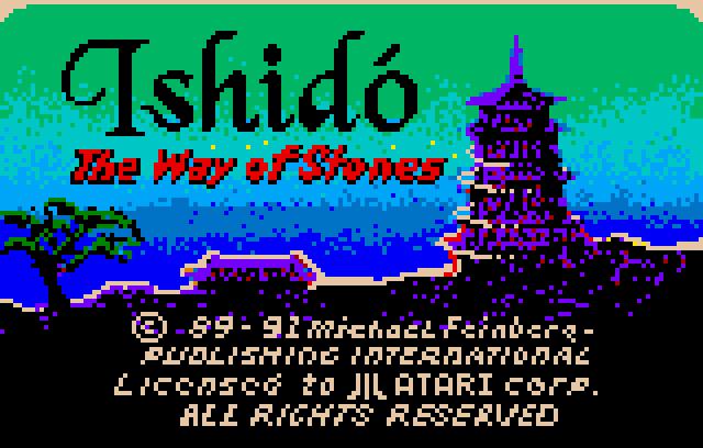 Ishido: The Way of Stones - Screenshot