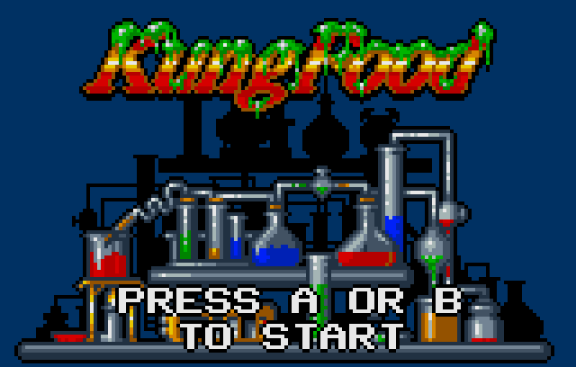 Kung Food - Screenshot