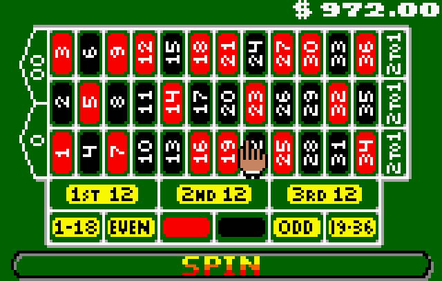 Lynx Casino - Screenshot