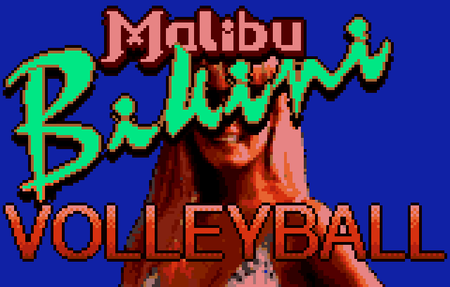Malibu Bikini Volleyball - Screenshot