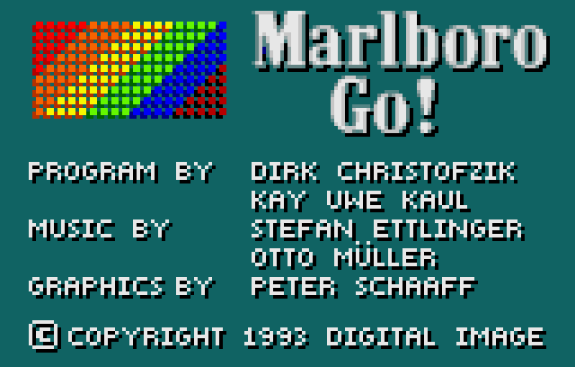 Marlboro Go! - Screenshot