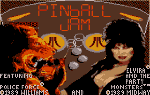 Pinball Jam - Screenshot