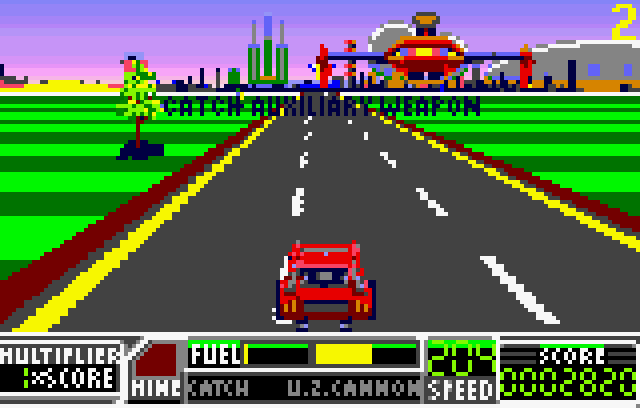 RoadBlasters - Screenshot