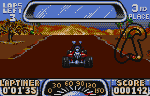 Road Riot 4WD - Screenshot