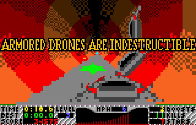 S.T.U.N. Runner - Screenshot