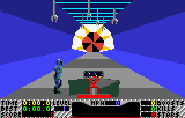 S.T.U.N. Runner - Screenshot