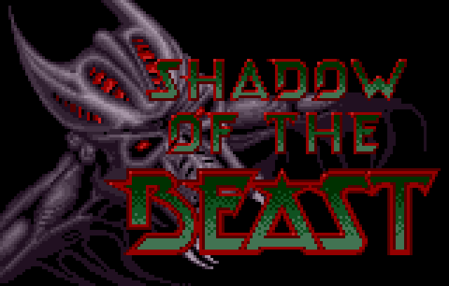 Shadow of the Beast - Screenshot